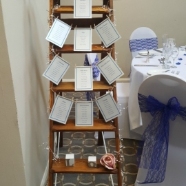 wedding-venue-decorations-birmingham-amy-victoria-vintage-ladder-table-plan