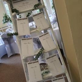 wedding-venue-decorations-birmingham-amy-victoria-ladder-table-plan