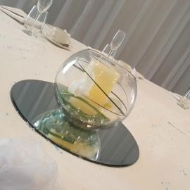 wedding-venue-decorations-birmingham-amy-victoria-bowl-centrepieves-calla-lillies-mirror-plate