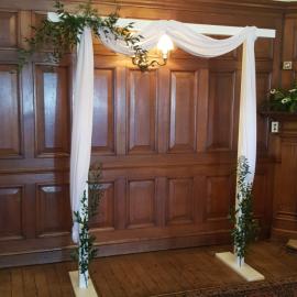 wedding-venue-decorations-birmingham-amy-victoria-wedding-arch -and-drapes