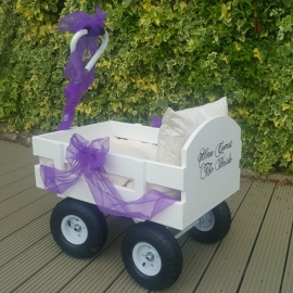 wedding-venue-decorations-birmingham-amy-victoria-wedding-pull-along-baby-wagon